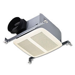 """QTXEN080 Vent Fan<br>6"""" Duct (80 CFM) Product Image"""