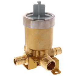 MultiChoice Valve Body Only w/ Expansion PEX Inlet & Universal Outlets Product Image