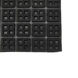 "Super W Neoprene Vibration Isolation Pad <br>(18"" x 18"" x 3/4"") Product Image"