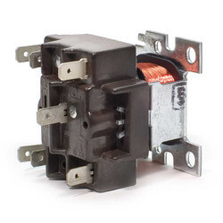208/240V General Purpose Relay w/ DPDT Switch Product Image