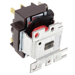 24 V General Purpose Relay with DPDT Pilot Duty switching Product Image
