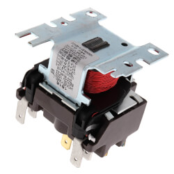24V General Purpose Relay w/ DPDT Switch Product Image