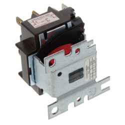 24V Electric Heater Relay w/ DPST Switch Product Image
