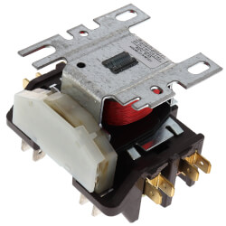 2 Pole Electric Heat Relay Product Image