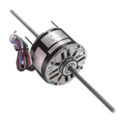 "5-5/8"" Double Shaft Fan/Blower Motor (208-230V, 1075 RPM, 1/6 HP) Product Image"