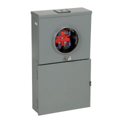 Homeline Overhead/Underground Ringless Meter Main Breaker (200A) Product Image