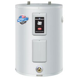28 Gal. Lowboy Energy Saver Electric Heater, 240V Product Image