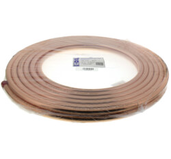 "5/8"" OD x 50' Copper Refrigeration Tubing Coil Product Image"