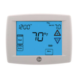 Modulating Thermostat <br>w/ Humidity Control Product Image