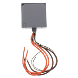Enclosed Relay 30 Amp DPST with 120 VAC Coil Product Image