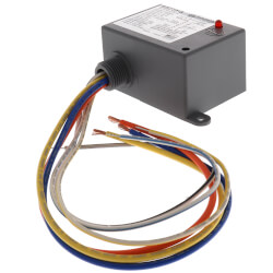 Enclosed Relay 20 Amp SPDT with 24 VAC/DC/120 VAC Coil Product Image