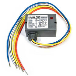 Enclosed Pilot Relay, 10 Amp, SPDT w/ 10-30 Vac/DC/120 Vac Coil Product Image