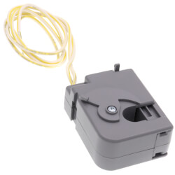 Split Core Self Adjustable Current Sensor, 3-150 Amp, Wire Leads Product Image