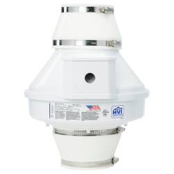 RN Series 4EC-4 Inline Radon Fan (555 CFM) Product Image