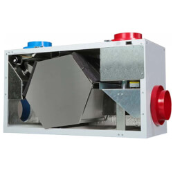 RNC 155 Residential Heat Recovery Ventilator, Recirculating Defrost, 132 CFM Product Image