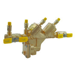 "1"" RPLF4A Reduced Pressure Principle Backflow Preventer Product Image"