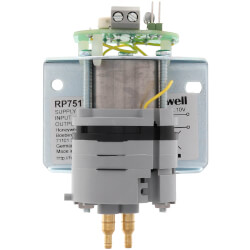 Elec. Pneumatic Transducer w/o cover powered by control signal Product Image