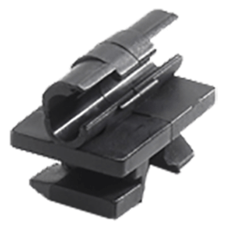 """1/2"""" Tube OD Rapid Positioning Clips (Box of 10) Product Image"""
