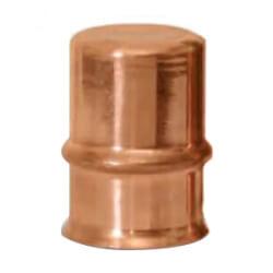 """5/16"""" Refrigerant Copper Press Cap Product Image"""