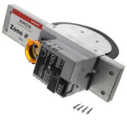 """6"""" Retrofit Round Damper Product Image"""
