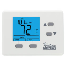 1H Programmable Thermostat Product Image
