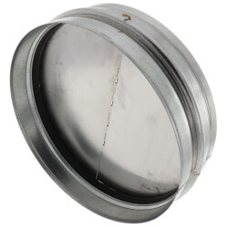 "RSK Series 10"" Duct Backdraft Damper Product Image"