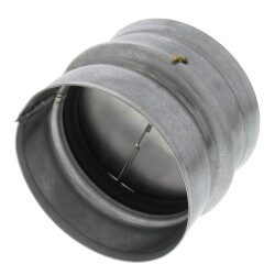 "RSK Series 4"" Duct Backdraft Damper Product Image"