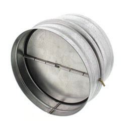 "RSK Series 5"" Duct Backdraft Damper Product Image"