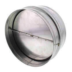 "RSK Series 6"" Duct Backdraft Damper Product Image"