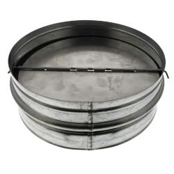 "RSK Series 8"" Duct Backdraft Damper Product Image"