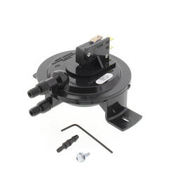 "OEM Pressure Sensing Switch (.25/1.0"" W.C.) Product Image"