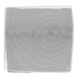 """20"""" x 20"""" T-Bar Steel Perforated Return w/ R6 Insulation (White) Product Image"""