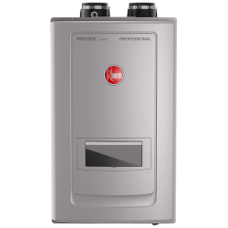 High Efficiency 11.0 GPM Indoor Natural Gas Tankless Water Heater with Recirculation Pump  Product Image
