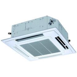 24,800 BTU Mini-Split Ceiling Recessed Heat Pump & AC - Indoor Unit Product Image