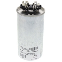 45/5 MFD Round Run Capacitor (370V) Product Image