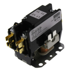 1 Pole Contactor w/ Shunt (24V, 30A) Product Image