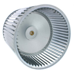 "11"" x 10"" CW Blower Wheel (1/2"" Bore) Product Image"