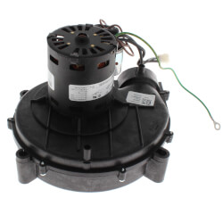 3450 RPM Fan Venter Assy w/ Motor & Gasket (115V) Product Image