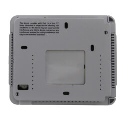 3H/2C 7 Day Programmable Colour Thermostat Product Image