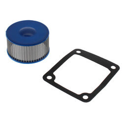 Oil Burner Pump Strainer w/ Old Style Gasket for Suntec A70 Single-Stage Mini Pump (Bagged) Product Image