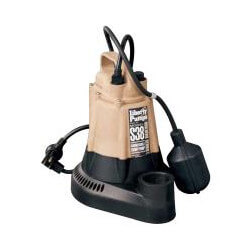 1/3 HP Model S38 Auto Submersible Pump, 115V Product Image