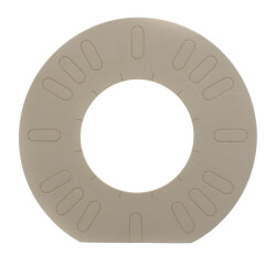 "Gasket for Beckett and Aero Burner Flange 8-1/2"" OD x 3-5/16"" ID Product Image"