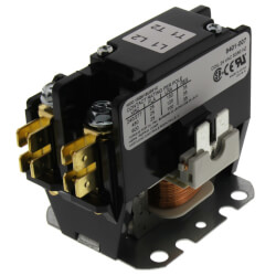 1 Pole Contactor<br>(24V, 25 Amp) Product Image