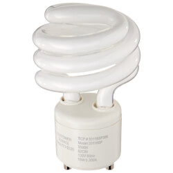 18W Fluorescent Bulb GU24 Product Image