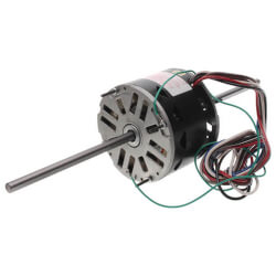"6-1/2"" Evaporative Cooler Motor 115V 1725/1140 RPM 1/3, 1/10 HP, 2-Speed Product Image"