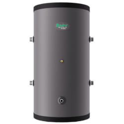 30 Gallon Stainless Steel Hydronic Buffer Tank Product Image