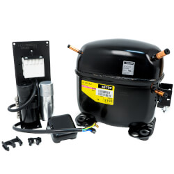 SC18CLX.2 Light Commercial Compressor R404A (3/4 HP, 115V) Product Image