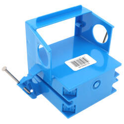 20.5 Cubic Inch 2-Gang Dual Voltage Box/Bracket Product Image