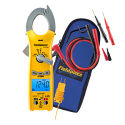 SC260, Compact Clamp Meter with True RMS Product Image