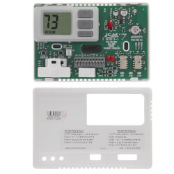 Programmable 2 Stage<br>Heat Pump (Hardwired) SimpleComfort Thermostat Product Image